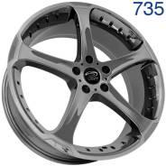 Sakura Wheels R519. 8.0x20, 5x114.30, ET40, ЦО 73,1мм.