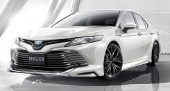 Обвес кузова аэродинамический. Toyota Camry, ASV70, ASV71, AXVH70, GSV70 Двигатели: 2ARFE, 2GRFE, 2GRFKS, 6ARFSE, A25AFKS, A25AFXS. Под заказ