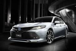 Обвес кузова аэродинамический. Toyota Camry, ASV50, ASV51, ASV60, ASV61, ASV70, ASV71, AXVH70, GRV60, GRV70, GSV50 Двигатели: 2ARFE, 2GRFE, 2GRFKS, 6A...