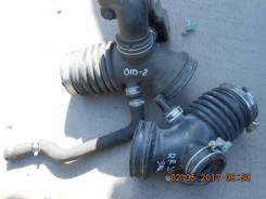 Патрубок воздухозаборника. Nissan Primera, TNP12, WTP12, WRP12, QP12, HP12, WTNP12, RP12, TP12, WHP12 Двигатель QR20DE