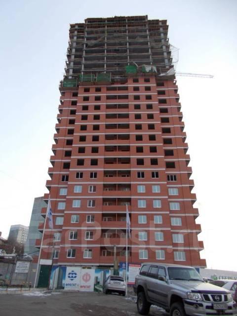1-комнатная, улица Ватутина 33. 64, 71 микрорайоны, застройщик, 48 кв.м.