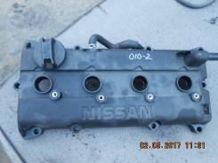 Крышка головки блока цилиндров. Nissan Primera, HP12, QP12, RP12, TNP12, TP12, WHP12, WRP12, WTNP12, WTP12 Двигатель QR20DE