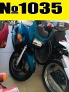 Kawasaki ZZR 250. 250 куб. см., исправен, птс, без пробега