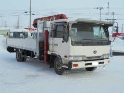 UD Trucks Condor. Nissan Condor манипулятор, 6 920 куб. см., 5 000 кг. Под заказ
