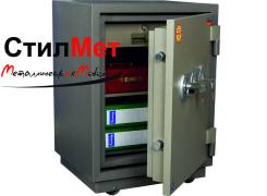 Сейф металлический огнестойкий огнеупорный VALBERG FRS-66T КL (ВхШхГ) 672x485x430 мм.