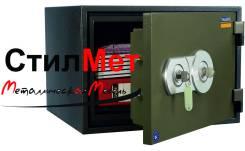 Сейф металлический огнестойкий огнеупорный VALBERG FRS-32 KL (ВхШхГ) 320x445x425 мм.