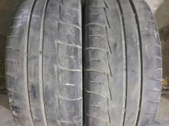 Bridgestone Potenza RE-11. Летние, 2008 год, 40%, 2 шт