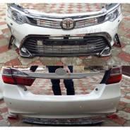 Кузовной комплект. Toyota Camry, ASV50, AVV50, GSV50, ACV51 Двигатели: 2ARFE, 2ARFXE, 2GRFE, 1AZFE