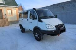 ГАЗ Соболь. Соболь 6 мест плюс водитель 4х4 ГАЗ 22177 в Новосибирске, 7 мест