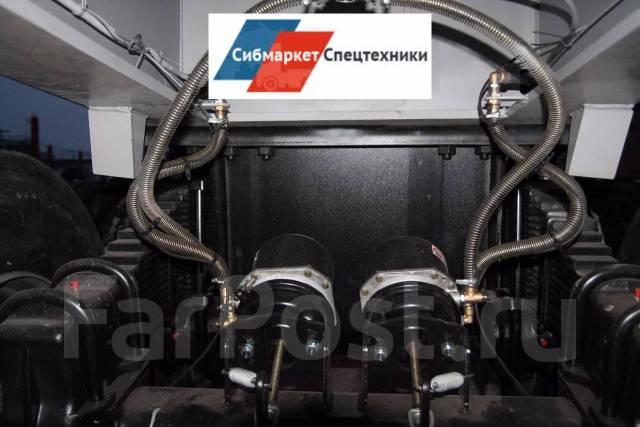 Чмзап. Полуприцеп бортовой-сортиментовоз-контейнеровоз - оси и подвеска BPW, 37 000 кг.