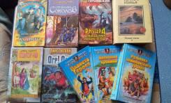 9 книг фэнтези от 1 рубля, в том числе и легендарный Ник Перумов.