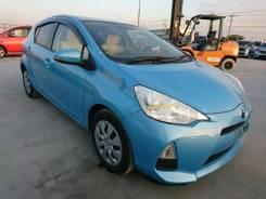 Toyota Aqua. NHP10, 1NZ1LM