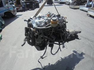 Двигатель в сборе. Toyota: Crown Majesta, Mark II Wagon Blit, Crown, Verossa, Soarer, Mark II, Cresta, Supra, Chaser Двигатели: 1JZGTE, 1JZFSE, 1JZGE