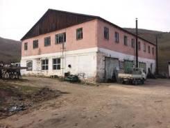 Продам помещение с прилегающей территорией в собствености. Партовая 1, р-н Пгт ольга, 216,0кв.м. Дом снаружи