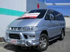 Mitsubishi Delica. автомат, 4wd, 3.0 (150л.с.), бензин, 109 996тыс. км, б/п, нет птс. Под заказ