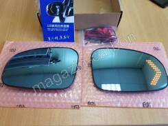Зеркало заднего вида боковое. Toyota Wish, ZGE20G, ZGE20W, ZGE21G, ZGE22W, ZGE25G, ZGE25W Двигатели: 2ZRFAE, 3ZRFAE