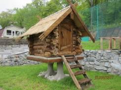 Бани дома дачи строительство под ключ
