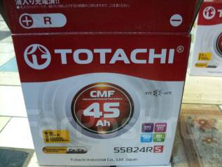 Totachi. 45А.ч., Прямая (правое), производство Япония