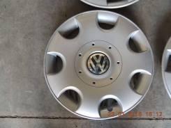 """Комплект оригинальных колпаков на Volkswagen R17. Диаметр 17"""", 1 шт."""