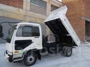 Nissan Diesel. Продам грузовой самосвал 1993 г. в. ДВС FE-6 мех. ТНВД., 7 000куб. см., 5 000кг., 4x2