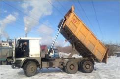 МАЗ 551605. 2012 (стоит в г. Кемерово) не, 14 860 куб. см., 20 000 кг.