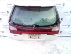 Дверь багажника. Subaru Legacy Lancaster, BH9, BHE Subaru Legacy, BH9, BH5, BHE