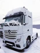 Mercedes-Benz Actros. Mercedes Benz Actors SFTP 1845, 12 800 куб. см., 40 000 кг.