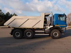 Tatra T158. Самосвал Tatra Phoenix T158-8P5R36.341. 6x6, 12 900куб. см., 25 000кг.