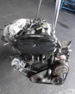 Двигатель FE на mazda capella GVER 4WD dohc