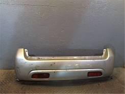 Бампер Suzuki Ignis 2000-2003, задний