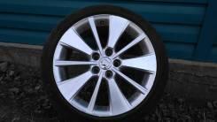 Toyota. 8.0x18, 5x114.30, ET45, ЦО 60,0мм.