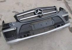 Бампер передний AMG на Mercedes GL X166 в сборе