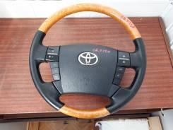 Руль. Toyota: Crown, Land Cruiser, Mark X, Hilux Surf, Land Cruiser Prado, Chaser, Brevis, Allion, Alphard, Aristo, Avensis, Avensis Verso, Picnic Ver...