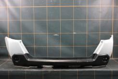 Nissan X-Traile T31 (2007-15гг) - Бампер задний