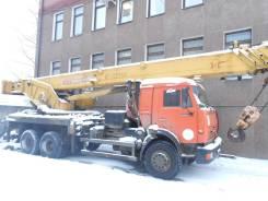 Ивановец КС-5576К. Автокран КС-5576К на шасси Камаз-65115, 6 700 куб. см., 32 000 кг., 30 м.