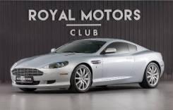 Aston Martin DB9. автомат, задний, 5.9 (450 л.с.), бензин, 24 тыс. км. Под заказ