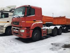 Камаз 65806-002-68. Продаётся (Т5)тягач седельный, 11 700 куб. см., 22 900 кг.