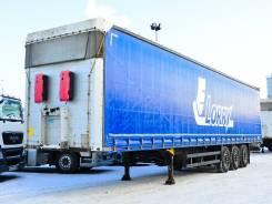 Schmitz S.CS. Шторный полуприцеп Schmitz SCS 2012 г/в, 35 000 кг.