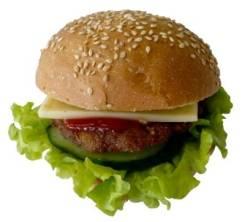 Чизбургер (Готовые обеды)