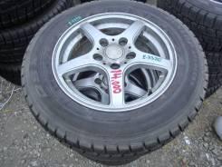 195-65 R15 Dunlop на дисках Prasivo PCD 5x114.3. 5x114.30 ET47