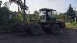 ЗТМ-216А, 2005. Фронтальный погрузчик ЗТМ-216А