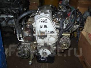 Двигатель в сборе. Honda Logo Honda Civic, EK3 Honda Partner Двигатели: D13B, D13B7, D13B1, D13B2, D13B3