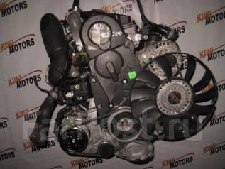 Двигатель в сборе. Volkswagen Passat Skoda Superb Двигатели: AVF, AWX