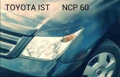 Накладка на фару. Toyota ist, NCP60