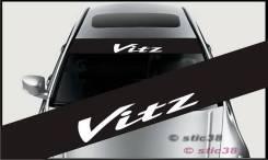 Наклейка. Toyota Vitz