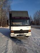 Mercedes-Benz Atego. Мерседес атего, 4 300 куб. см., 5 000 кг.