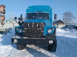 Урал 3255. вахтовый автобус, 11 500 куб. см.