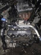Двигатель X17DTL OPEL Astra 1.7 TD Опель Астра 1.7 дизель