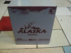 Alaska. 40А.ч., Обратная (левое), производство Корея. Под заказ