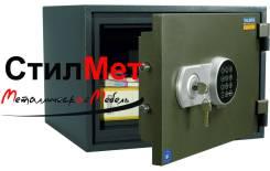Сейф металлический огнестойкий огнеупорный VALBERG FRS-32 ЕL (ВхШхГ) 320x445x425 мм.